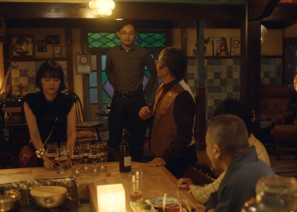 【獣になれない私たち・全話ドラマ衣装】松田龍平の服・バッグ・メガネは?画像