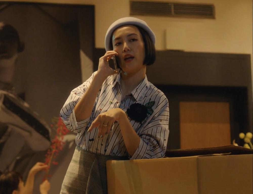 【獣になれない私たち・4話ドラマ衣装】菊地凛子の服・靴・バッグは?画像