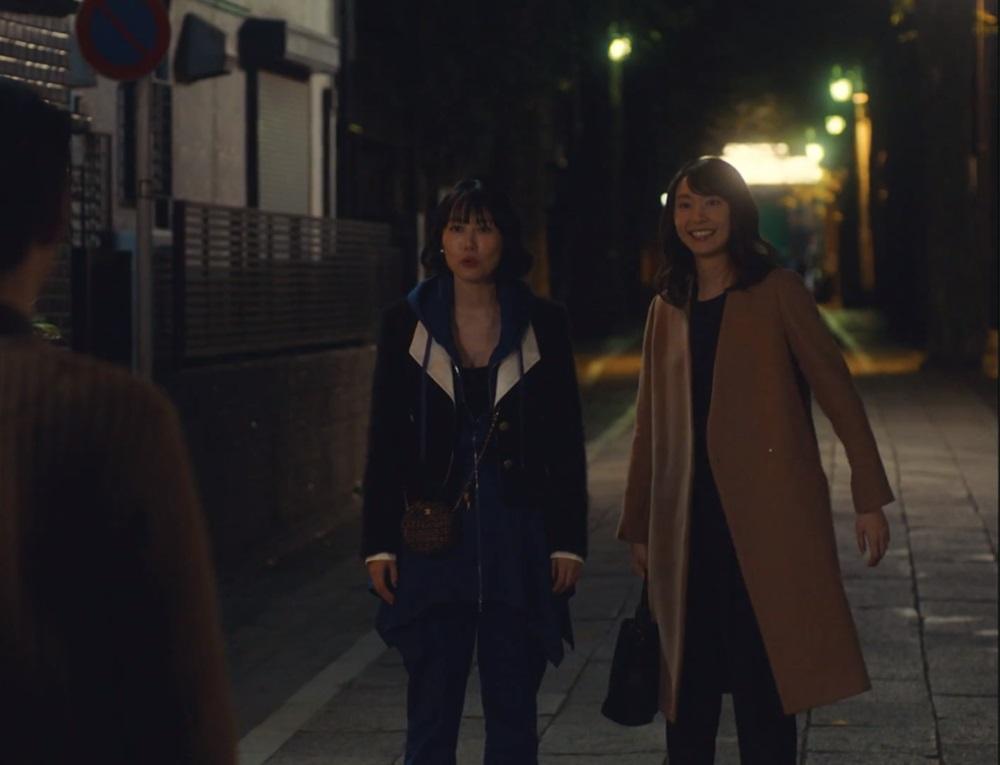 【獣になれない私たち・7話ドラマ衣装】菊地凛子のジャケットやバッグは?