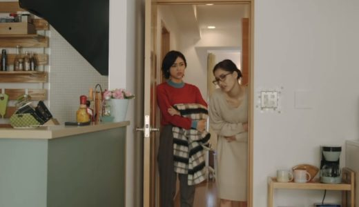【トレース・1話ドラマ衣装】新木優子のコート・スカート・パンツ・バッグは?
