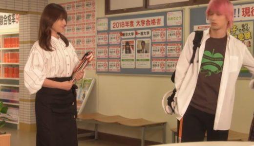深田恭子のシャツワンピースやスカートは?【初めて恋をした日に読む話・はじこい6話ドラマ衣装】