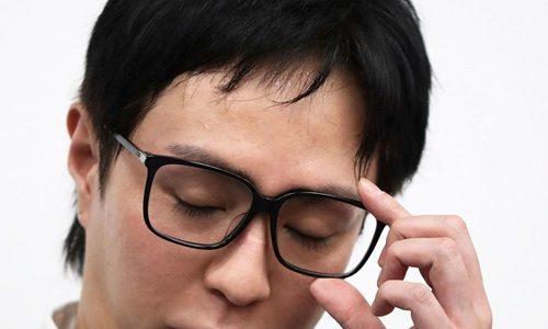 AAA浦田直也が会見で黒縁メガネをかけた理由は?伊達メガネではなかった!ブランドも!