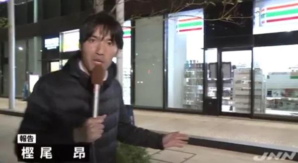 浦田直也,コンビニ