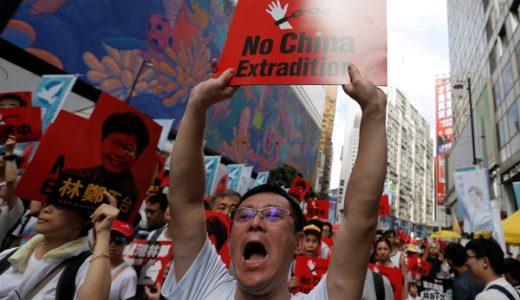 香港デモ2019の場所はどこ?いつまで続く?旅行は大丈夫か、危険な場所を地図で確認!