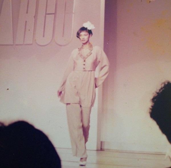 池田エライザ,母親