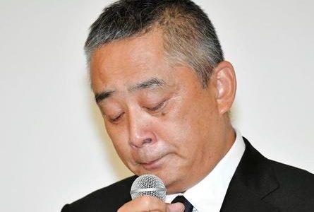 会見で岡本社長の無能が明らかに?頑張れ、可哀想などの同情の声も!